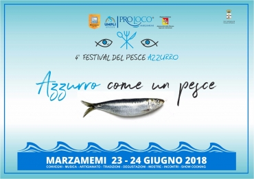4° Festival of Blue fish
